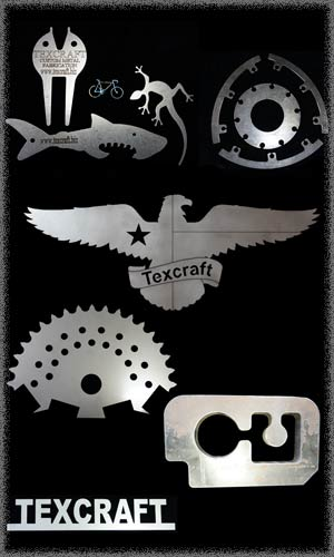 Samples Texcraft Custom Metal Fabrication